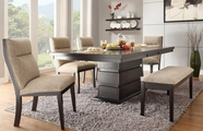 Home Elegance 2549-78-B-C-2549S Dining Set