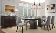 Home Elegance 2588-9-B-2588S Dining Set