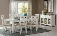 Home Elegance 2599W-78-2599WS Dining Set