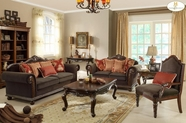 Home Elegance 5649CN-2-3 Living Room Set