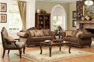 Home Elegance 5669NF-3-2 Living Room Set