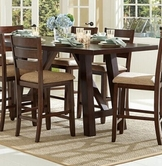 Home Elegance Denton Mills 5025-36-36B Counter Height Table