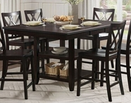 Home Elegance Philipsburg 5078-36-36B Counter Height Table
