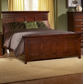 Homelegance 1349-1 Glamour Brown Bed