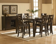 Homelegance 1372-36 Crown Point Counter Height Dining Set