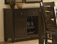 Homelegance 1372-40 Crown Point Server