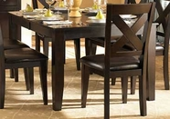 Homelegance 1372-78 Crown Point Dining Table