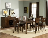 Homelegance 1379-78 Baldwin Hills Dining Table