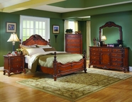 Homelegance 1385-1-5-6 Madaleine Bedroom Collection
