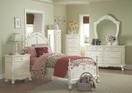 Homelegance 1386-1-5-6 Cinderella Bedroom Collection