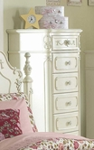 Homelegance 1386-12 Cinderella Lingerie Chest