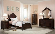 Homelegance 1386NC-1-2-3-5-6 Cinderella Bedroom Set