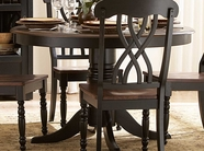 Homelegance 1393BK-48 Ohana 48In Round Dining Table