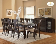 Homelegance 1402-84-1402Sx4 Inglewood Dining Collection