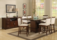 Homelegance 1410-36-24S1X4 Elmhurst S1 Counter Height Dining Collection