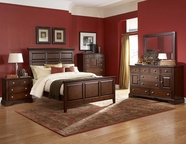 Homelegance 1425-1-5-6 Wilshire Bedroom Set