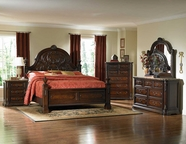 Homelegance 1464C-1-5-6 Spanish Bay Bedroom Set