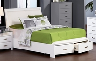 Homelegance 1737W-1 QUEEN BED