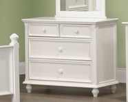 Homelegance 2001-5 DRESSER, INTERCHANGABLE PANELS