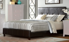 Homelegance 2100K-1-3 EK BED