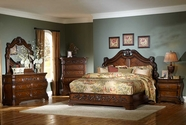 Homelegance 2106-1-2-3-5-6 Cromwell Bedroom Set