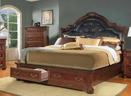 Homelegance 2117SL-1-2-3 Silas Queen Sleigh Bed
