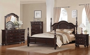 Homelegance 2124-1-2-3-5-6 Townsford Bedroom Set