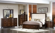 Homelegance 2125-1-2-3-5-6 Abramo Bedroom Set
