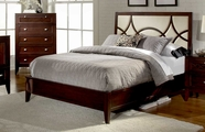 Homelegance 2134-1-2-3 Simpson Queen Bed