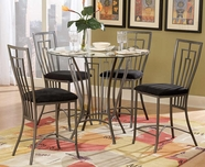 Homelegance 2415-36-4X24 Flight Counter Height Dining Set