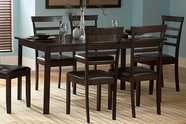 Homelegance 2433-60 Dining Table