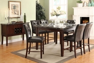 Homelegance 2456-36-4x24 Decatur Counter Height Dining Set