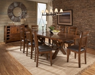 Homelegance 2504-96-4X2504S Vasquez Dining Set