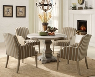 Homelegance 2516-48-48B-4X2516A Euro Dining Set