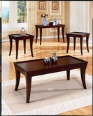 Homelegance 3216B-05-31 Zen 3 Piece Occasional Table Set In Espresso