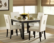 Homelegance 3270-48-S1W Archstone 48In Dining Set