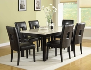 Homelegance 3270-60-S1Bk Archstone 60In Dining Set