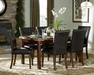 Homelegance 3273 - 60 - 3273S Hutchenson Dining Room Set