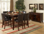 Homelegance 3276-36-24X4 Belvedere Counter Height Dining Collection