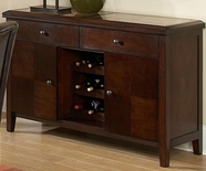 Homelegance 3276-40 Belvedere Server