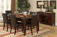 Homelegance 3276-78-3276SX4 Belvedere 60In Dining Collection