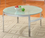Homelegance 3303-01 Sangster Round Cocktail Table
