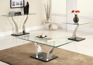 Homelegance 3402-04-05-30 Atkins Occasionals Coffee Table Set