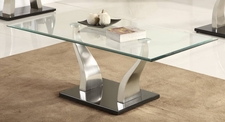 Homelegance 3402-30 Atkins Cocktail Table