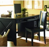 Homelegance 481Bk Writing Desk, Blk (Britanica)