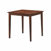 Homelegance 5302A-36 Square Pub Table
