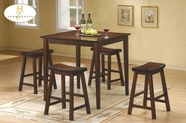 Homelegance 5302C-36 Square Pub Table