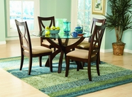 Homelegance 5312-5312SX4 Stardust Dining Collection