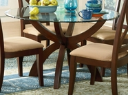 Homelegance 5312 Stardust Round Dining Table