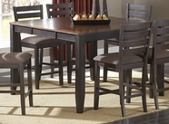 Homelegance 5341-36 Natick Counter Height Table With Butterfly Leaf
